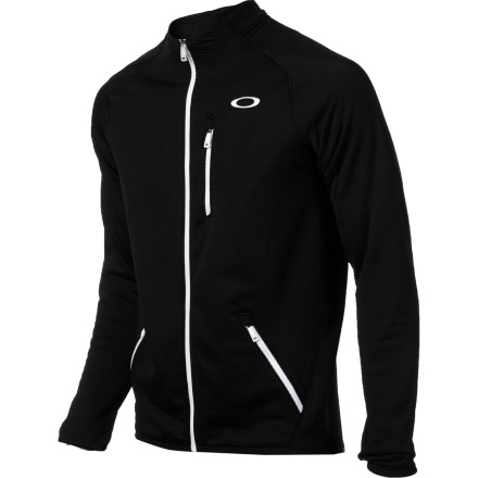 Get way outside the ropes in the Oakley Unification Power Dry Jacket. The ultra-breathable Polartec Power Dry Fabric pulls moisture away from your body and dries quickly, so you don't have to deal with feeling wet or clammy, even during big, nasty hikes. - $70.00