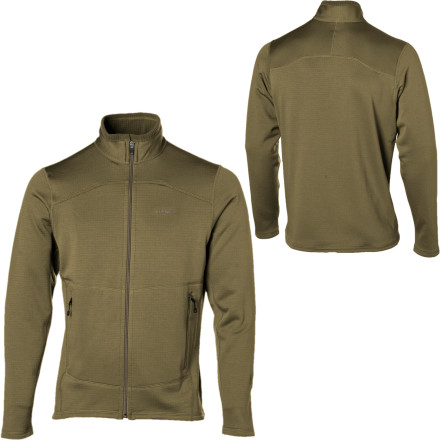 Fitness Outdoor enthusiasts and mountain athletes turn to the Patagonia Men's R1 Full-Zip Fleece Jacket to keep their cores warm and comfortable. This breathable, moisture-wicking jacket can be used underneath your shell for increased warmth on super-cold winter days or as a spring jacket on not-so-chilly days. The R1 Fleece'' 1/2s jersey microfiber face allows for smooth layering, and thanks to its high / low polyester grid interior, you can easily compress this quick-drying jacket into your backpack. Don'' 1/2t forget to recycle this killer fleece through Patagoni''A 1/2s Common Threads Recycling Program once it has seen years and years of abuse. - $149.00