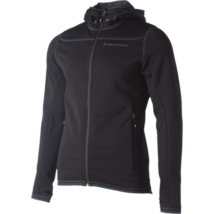 As the name might suggest, the Peak Performance Go Full-Zip Hooded Jacket encourages you to get out there and adventure. - $124.98