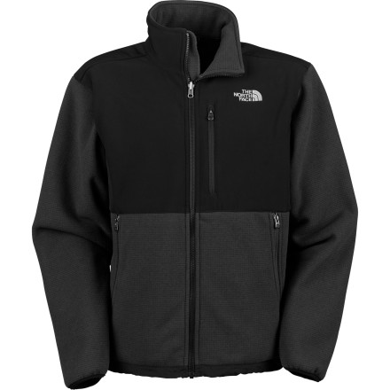 The North Face Denali Wind Pro Fleece Jacket - Men's. Polartec Wind Pro and Power Shield material in this The North Face Denali Wind Pro Jacket really does work. - $139.27