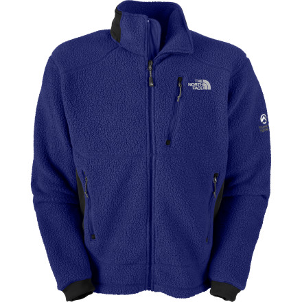 Simple in design and highly-effective at providing warmth, The North Face Men's Scythe Jacket will quickly become your go-to performance fleece. Worn underneath a storm shell, this jacket provides insulation without the burden of bulk, and when worn alone, the Scythe jacket keeps your kit streamline while it fends off the cold. - $93.47