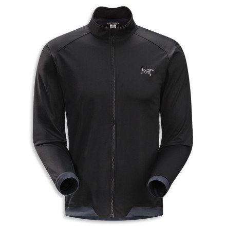 The Arc'Teryx Men's Trino Softshell Jacket helps your body regulate temperature in cold climates so you can get outside and play as hard as you want. - $198.95