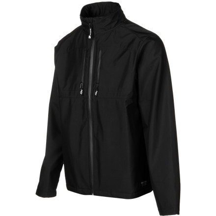 Surf The DAKINE Cyclone Softshell Jacket gives you the look of a sleek casual jacket and the performance of a technical shell. Zip up in this jacket for your around-town runs or wear it was a midlayer when you need a little extra something between you and the cold. - $53.98