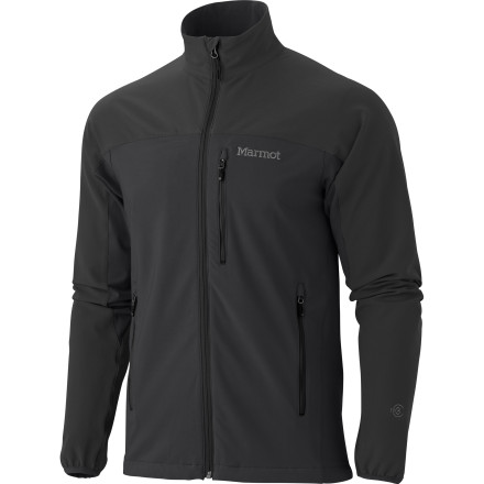 If you're looking for lightweight, flexible, and seriously breathable coverage for your torso during hikes, runs, rides, or simply during the daily routine, then you're looking for the Marmot Men's Tempo Softshell Jacket. - $99.95