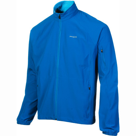 Fitness For lightweight breathability thats wind-resistant, try the Patagonia Travers Softshell Jacket. On misty morning jogs, this jackets quick-drying feature comes in handy, not to mention the DWR finish for overall drier training. - $77.35