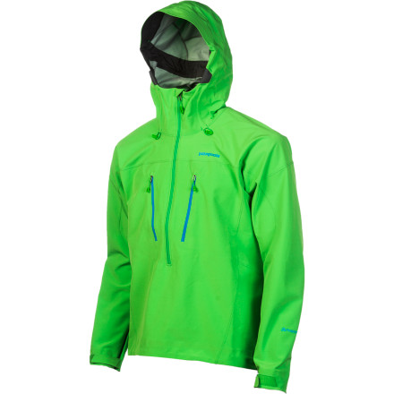 Climbing The guide book might say that it never rains in Southern Utah, but it doesnt say anything about a lack of wind. Include the Patagonia Knifeblade Pullover in your rack for when the wind starts gusting 500 feet off the ground. - $244.30