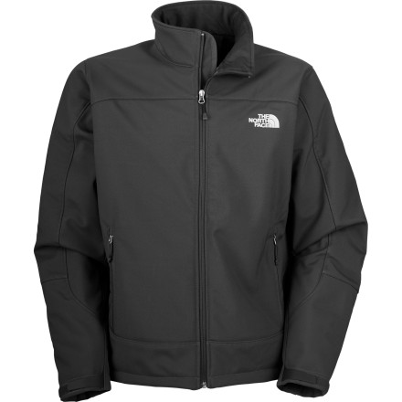 Get your gear bling on in The North Face Chromium Thermal Jacket. The Chromium is all about warmth, so even though you love those hot chocolates with schnapps, you'll be just fine outside the lodge, too. - $111.97
