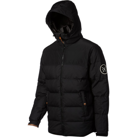 For the brutally cold days or riders who don't like wearing a bunch of layers, sometimes a puffy is the only way to go. The Holden Puffy Down Jacket features a storm-stopping 10K laminate and high-loft 550g down fill for next-level warmth in even the harshest sub-zero temperatures. - $208.97