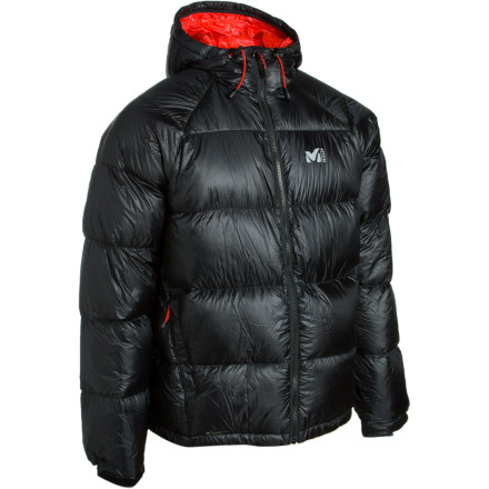 Camp and Hike From base camp to summit, you'll appreciate the super-warm down insulation of the Millet Men's Down Alpine Jacket. This 700-fill down jacket is a serious mountaineering piece with the style to take you to the bar after you rotate back to the real world. - $194.90