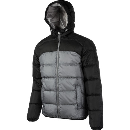 Surf The Quiksilver Anti-Freeze Jacket takes the edge off cold winter days so you can get out and do what you need to do without freezing. When it really gets cold out, throw a shell on over the Anti-Freeze for a combination that will stand up to just about anything. - $113.75