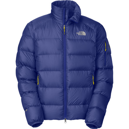 The North Face Elysium Down Jacket offers ultimate cold-stopping insulation in a packable design that that won't weigh you down above the snow line. This jacket will keep you warm while you're slaying 14ers or braving brutal temperatures on a weekend tour of the Wasatch. - $194.32