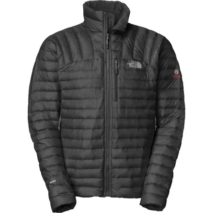 The North Face has re-designed an old favorite, the Thunder Micro Down Jacket. This year the Thunder is lighter and features improved baffling. The North Face also hooked it up with FlashDry Technology, which decreases dry time and increases breathability. - $215.96