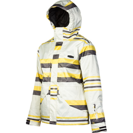 Snowboard Gain an advantage on the frozen battlefield of the mountain with the Billabong Sparta Insulated Jacket. When most people are heading home, you're still crushing jumps and slaying pow thanks to 80g polyfill insulation. - $96.73