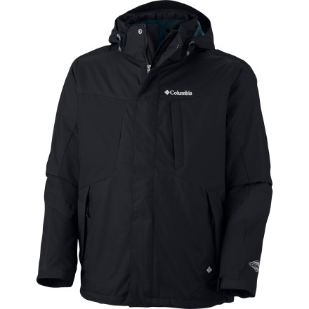 Ski The Columbia Men's Whirlibird II Interchange Parka combines all the best technology Columbia has at its disposal to creates its top-o'-the heap ski parka. Columbia's 3-in-1 Interchange system makes the Whirlibird one of the most versatile jackets in its lineup as well by giving you the option of wearing the liner, the shell, or both at once. - $229.95