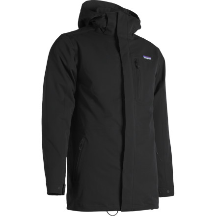 Featuring an ultra-versatile 3-in-1 design waterproof breathable H2No membrane, the Patagonia Tres Parka Jacket was made for exploring the outer edges of the map. When the weather is wet but not exceptionally cold, wear the shell on its own and leave the highly compressible down liner jacket in your pack for later. When the temperature takes a nosedive, dig out the 600-fill down liner jacket and ward off the chills before they even start. - $499.00