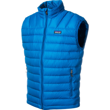 Ski Round out your backcountry wardrobe with the super-versatile and always-stylin Patagonia Down Sweater Vest. This insulated vest fits right into your backcountry layering system and wont object if you take it straight from the trail to the main-street caf. - $150.00