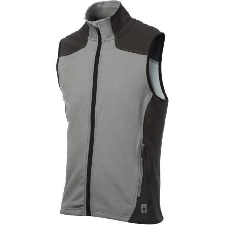 Camp and Hike Whether you're about to head for a cold run, snowshoe, or hike, use the SmartWool Men's TML Mid Vest over your baselayer. This essential midlayer provides breathability without bulk and pulls unwanted moisture and heat from your body so you stay comfortable throughout your high-impact activities. - $69.97