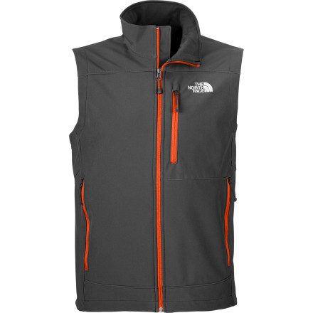 When you're working hard outside, it can get too hot for a full jacket in a hurry. Zip up The North Face Apex Bionic Vest to keep your core warm, but not too warm. Ideal for any high-output aerobic activity in cold weather, the Apex Bionic Vest gives you the coverage you need without the suffocation. - $60.47