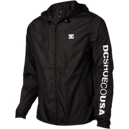The DC Cambria Jacket features a water-resistant coating to keep you from getting soaked the minute the weather turns gnar. Rock it around town or as a super-lightweight spring layer on the hill. - $35.75