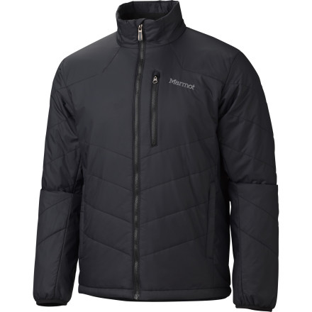 Chances are, you'll find yourself reaching for the Marmot Men's Start House Insulated Jacket more days of the week than not, especially between October and March. This jacket is stuffed with Thermal R insulation for lofty warmth and made with Angel-Wing Movement so you have complete freedom of motion. - $90.97