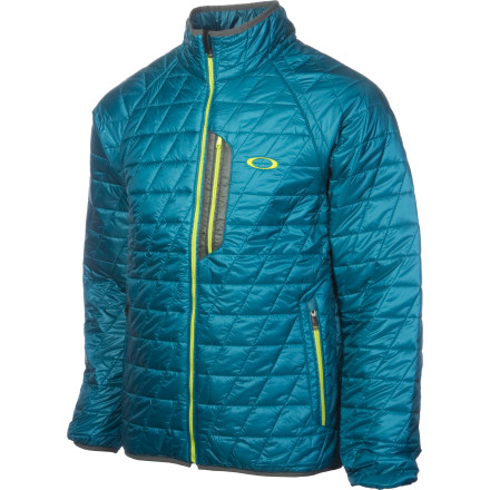 Whether you wear it alone or under a shell, the versatile Oakley Unification One Jacket's light weight and toasty insulation make it the perfect layer for tackling everything from a backcountry death march to pipe laps and lift-access terrain park runs. - $154.00