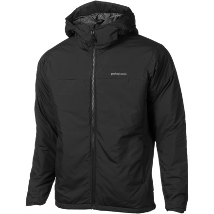 Slide the Patagonia Micro Puff Hooded Insulated Jacket over your baselayer top at the snowshoeing trailhead. When the storm clouds roll in and snow starts to dump, pull your weatherproof shell out, slide it easily on top of the Micro Puff, and watch the world turn snowy white. - $189.00