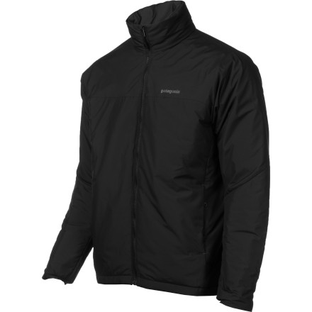 Camp and Hike If your trip or spring expedition runs the risk of getting wet, then the Patagonia Micro Puff Insulated Jacket can effectively insulate you while you hunker down in a tent to wait out the rain or freak June snowstorm. The power of the PrimaLoft Sport insulation becomes apparent in cold and wet climates, because it can still lock in your body's warmth when wet, but it also dries quickly and can easily compress and fit into your alpine pack. But thanks to the water- and wind-resistant recycled polyester shell, you don't have to worry about sprinkles or heavy flurries slowing down your alpine travels. - $104.30