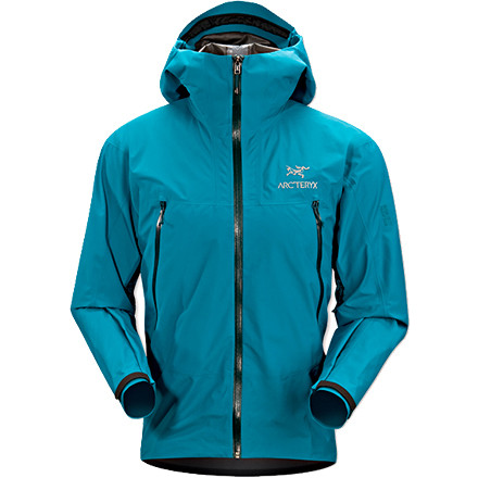 Climbing The Arc'teryx Men's Alpha SL Jacket provides bomber weather protection at a weight low enough to put a smile on the faces of ounce-counting climbers and backpackers. Waterproof breathable Gore-Tex Paclite fabric makes this shell jacket versatile enough to take on a single-push alpine climb, backpacking trip, or even a long-distance ski tour. Arc'teryx made the Alpha SL Jacket with minimalists in mind, adding only essential features like Underarm zips, two hand pockets, and a helmet-compatible hood. *Only Available for US Shipment. - $318.95