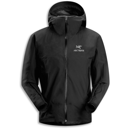 The Arc'teryx Beta SL Jacket offers all the waterproof protection of a heavyweight shell in a lightweight, packable design that you can put in your pack and forget about until you need it. - $298.95