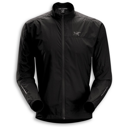 Fitness Arc'teryx designed the Incendo Jacket for runners and hikers who aren't easily deterred by less-than-favorable conditions. This minimalist windbreaker won't hinder your movement, but it will do more than hinder Mother Nature's attempts to make you turn back. - $64.48