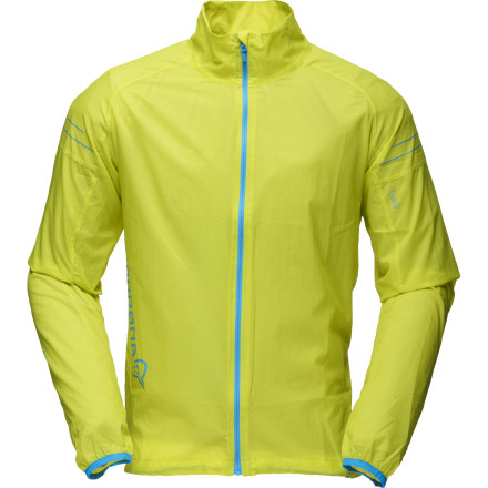 Fitness Complete your weather-ready cycling ensemble with the Norrna Fjora Aero 100 Jacket. Now when a chilly breeze strikes as you top out in elevation for the whole century ride, you'll have a real and functional layer between you and the weather in addition to your steel willpower. - $174.90