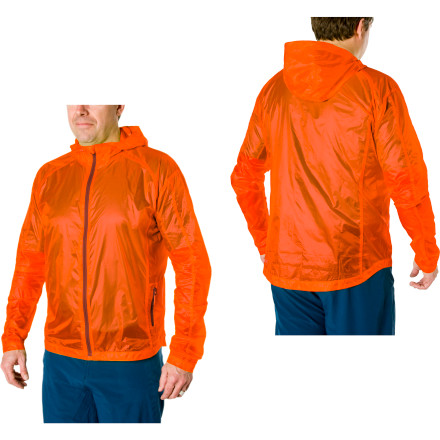 Fitness The weather-shunning Stoic Wraith Jacket is so small, lightweight, and easy to smuggle, your trail-running partners will think you conjured it out of thin air. Weighing in at a mere 2.5-ounces and small enough to fit in a pocket, the Wraith Jacket puts an end to soggy days on the trail. - $34.50