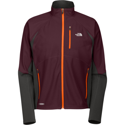 Fitness Storms may send lesser adventurers inside, but they won't stop you from hitting the trail or pounding the pavement. Slide your arms into The North Face Men's WindStopper Hybrid Full-Zip Jacket, lace up those trainers, and charge straight into that wet, chilly meteorological monster. - $104.27