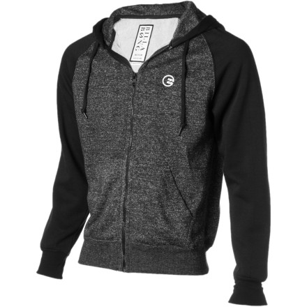 Surf Billabong Field Full-Zip Hoodie - Men's - $56.48