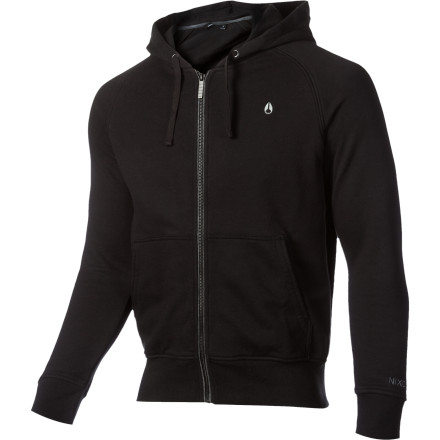 It's funny that Nixon would go ahead and name this go-to top the Identity Too Full-Zip Hooded Sweatshirt; after all, we envisioned it more as a tool to conceal identity, not reveal it. - $38.97