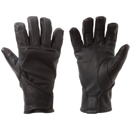 Ski Sometimes skiing can be work, work can involve skiing, or you need a durable glove to get outdoor work done. The Arc'teryx Tactician AR Glove can aid your efforts no matter what your job entails. - $134.95