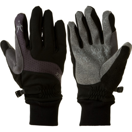 Ski Keep your hands warm on your next winter adventure without sacrificing dexterity with the Ibex Kilometer Glove II. The gloves weather-resistant stretch nylon shell is backed by a layer of merino wool knit that offers a surprising amount of warmth for its weight. And since its merino, the Kilometer II going to stay warm even when wet, and wont become unbearably stinky when you forget to take it out of your pack after a sweaty skate-ski workout. - $47.97