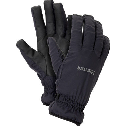 Bare fingers can get a little nippy on skin tracks and cold trail runs just before winter. But thanks to the lightweight Marmot DriClime Glove, you can get the necessary warmth without clammy hands that freeze once you stop moving. - $29.95