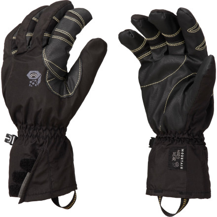 Ski Comfortable, three-season outdoor gloves are rare, but the Mountain Hardwear Women's Epic Glove is truly a diamond in the rough. This weatherproof and windproof glove features a lower volume fit that's specifically proportioned for smaller hands. Dexterity, warmth, durabilitythis glove delivers it all, late fall through early spring. - $64.95