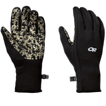 Pull on the Outdoor Research Omni Gloves whether you''re raking the leaves or rummaging in the shed. These wind-resistant gloves serve as light work gloves or multi-use liners for layering when you''re building a snowman . A pattern grip palm with glow-in-the-dark technology helps you find the gloves in a dark closet. - $23.97