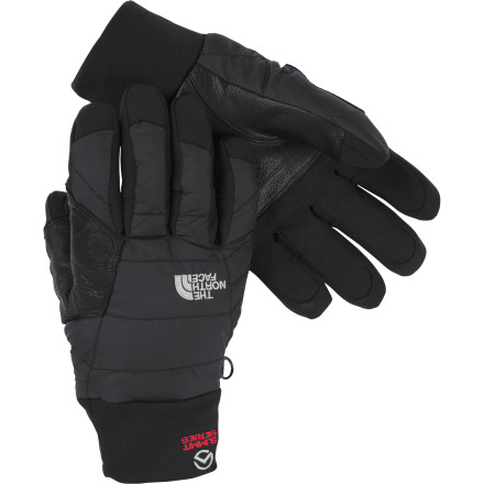 The North Face Redpoint Optimus Glove gives you the versatility and dexterity you require when you dig a pit to test out the snow in the backcountry, shovel out your sled after a sudden spill, or bump chairs for a living. - $64.95