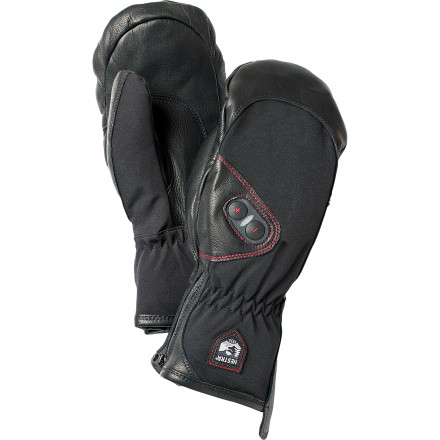 If all to often you find yourself with freezing hands on a frosty belay ledge or chairlift, it's probably time to invest in the Hestra Power Heater Mitten. This mitten features an internal heater with three settings fueled by rechargeable batteries, plus the quality materials and craftsmanship you expect from Hestra. A international travel adapter ensures you'll be able to charge the Power Heater whether you're making turns at Alta or in the Alps. - $379.95