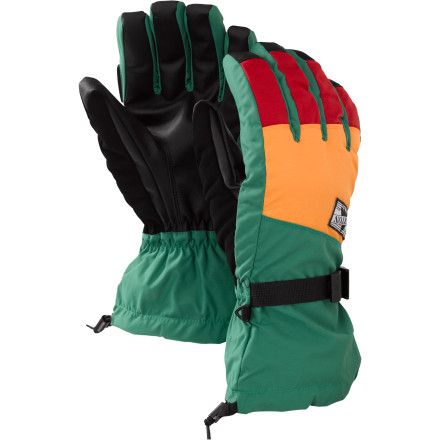 Snowboard Winter rolls in strong like a freight train every year, so put on the Burton Approach Glove and ride in the worst of it. The removable fleece liner adds mega versatility for winter and spring riding. - $32.94