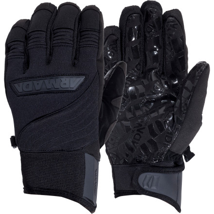 Ski Some days you're on point, others not so much but, either way, the Armada Throttle Pipe Gloves always pull through for you. - $31.47