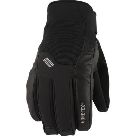 Built to stand up to the harshest conditions that nature has to dish out, the Pow Gloves Mega GTX Gore-Tex Glove is warm and comfortable, even on days that have your friends scurrying for the warmth of the lodge. - $38.97