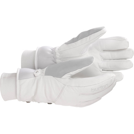 Snowboard The Burton Women's Favorite Leather Glove is like that the special top you reach for first after doing laundry, except you can wear it everyday and nobody will say anything. Although the Favorite Glove is so stylish, people will definitely take notice. - $52.43