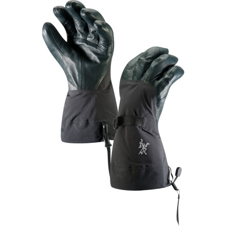 Ski It's hard to imagine how Arc'teryx could have improved on the category-leading Alpha SV Glove, but it found a way. The new, proprietary N80p-X fabric offers the same Gore-Tex Pro waterproof breathable protection, but with an outer face fabric that manages to be more durable and waterproof, and yet softer, at the same time. As before, the fully-articulated outer glove is complemented with a removable Polartec Wind Pro high-pile fleece liner; Arc'teryx has just added several convenient features around the cuff like a removable wrist leash, a wider opening, and external wrist cinch. It all adds up to a must-have glove for going big in the backcountry. - $164.97