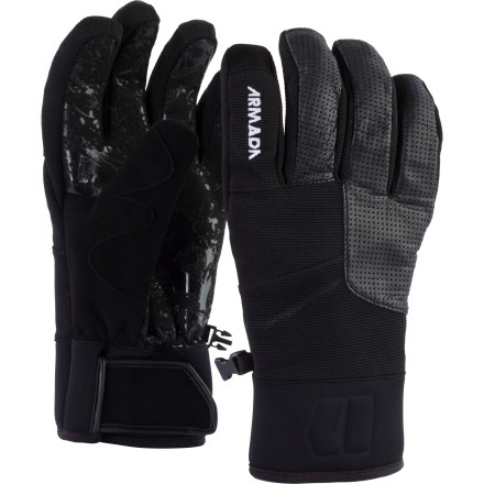 Ski Where would your hands and fingers be without the Armada Double Gloves' Thinsulate insulation offers you awesome protection from the elements while keeping your cell-phone-tapping extremities deliciously warm and comfortable. - $27.98