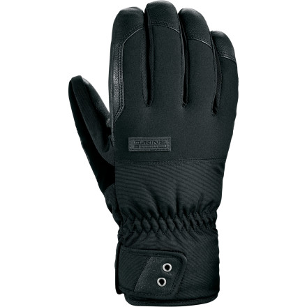 Ski DAKINE designed the Charger Glove with plenty of insulation to keep you warm on colder days and a low profile so you don't feel like you're walking around wearing oven mitts. - $23.97
