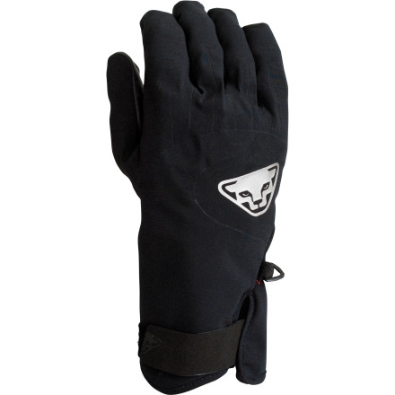 Ski The Dynafit Steep Rider Glove is a hardcore cookie; it waits until the snow falls and temps drop, then demands a steep slope and fast ride. It's demanding, becausetough, weather-resistant, and insulatedit can be. - $94.95